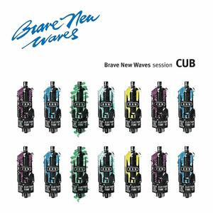 Brave New Waves Session - CD Audio di Cub