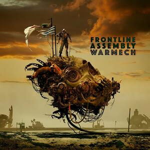 Warmech - CD Audio di Front Line Assembly
