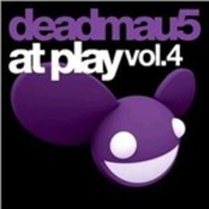At Play vol.4 - CD Audio di Deadmau5