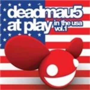 At Play in the USA vol.1 - CD Audio di Deadmau5