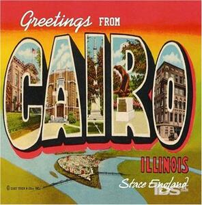 Greetings from Cairo - CD Audio di Stace England