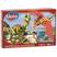 Giocattolo Bloco Velociraptor & Pterosauro Wooky Entertainment 0
