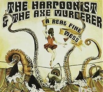 Real Fine Mess - CD Audio di Harpoonist & The Axe Murderer