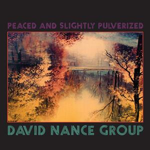 Peaced and Slightly Pulverized - CD Audio di David Nance