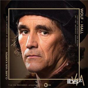 Wolf Hall (Colonna Sonora) - CD Audio