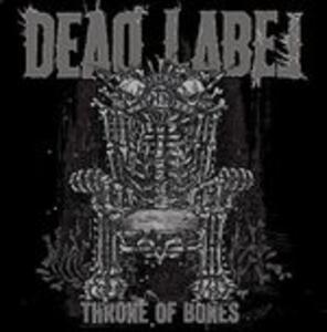 Throne Of Bones - CD Audio di Dead Label