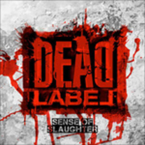 Sense of Slaughter - CD Audio di Dead Label