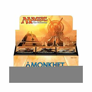 Magic the Gathering. Amonkhet Booster Display 36 Buste . Edizione Inglese - 2