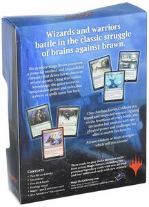 Magic the Gathering. Duel Decks. Mind vs Might Display 6 Decks . EN - 5