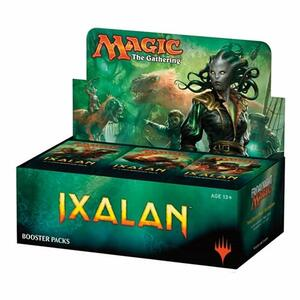 Magic The Gathering. Ixalan Booster Display (36 Buste). Edizione Inglese