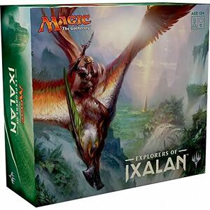 Magic the Gathering. Explorers of Ixalan. EN