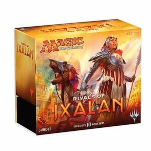 Magic the Gathering. Rivals of Ixalan Bundle. EN - 2