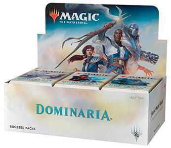 Magic the Gathering. Dominaria Booster Display 36 Packs . EN - 2