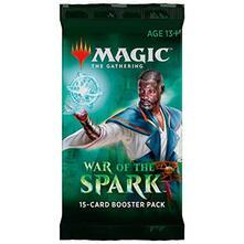 Wotc Magic War Of The Spark Busta 15 Carte (En)