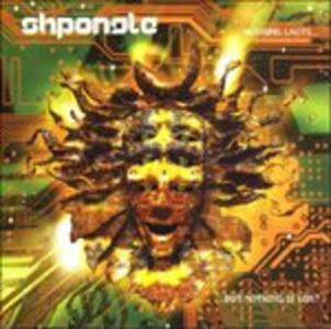 Nothing Lasts But - CD Audio di Shpongle