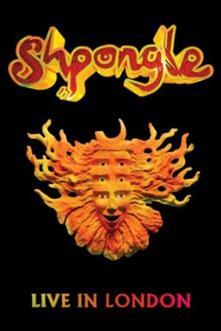 Live in London (DVD) - DVD di Shpongle