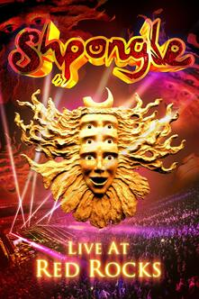 Live at Red Rocks (DVD) - DVD di Shpongle