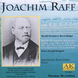 Saemtliche Klaviersuiten - CD Audio di Johann Sebastian Bach