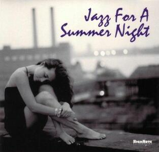 Jazz for a Summer Night - CD Audio