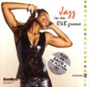 Jazz in an R&B Groove - SuperAudio CD