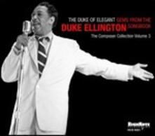 The Duke of Elegant. Gems from the Duke Ellington Songbook vol.3 - CD Audio