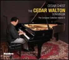Cedar Chest. The Cedar Walton Songbook. The Composer Collection vol.6 - CD Audio