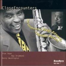 Close Encounters - CD Audio di Houston Person,Teddy Edwards