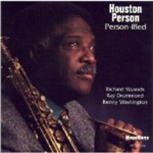 Person-Ified - CD Audio di Houston Person