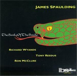 Smile of the Snake - CD Audio di James Spaulding