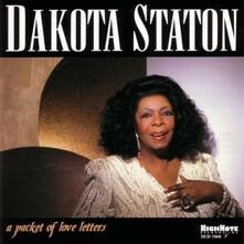 A Packet of Love Letters - CD Audio di Dakota Staton