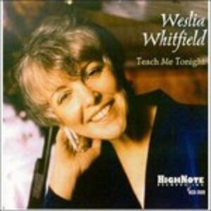 Teach Me Tonight - CD Audio di Wesla Whitfield