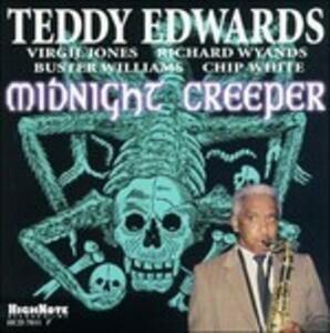 Midnight Creeper - CD Audio di Teddy Edwards