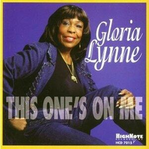 This One's on Me - CD Audio di Gloria Lynne