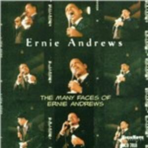 Many Faces of - CD Audio di Ernie Andrews