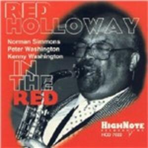 In the Red - CD Audio di Red Holloway