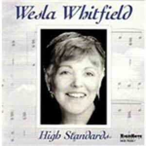 High Standards - CD Audio di Wesla Whitfield