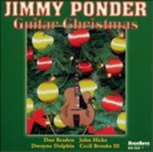 Guitar Christmas - CD Audio di Jimmy Ponder
