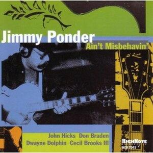 Ain't Misbehavin' - CD Audio di Jimmy Ponder