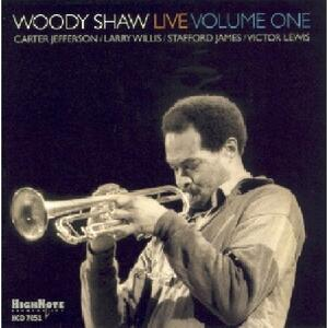 Live vol.1 - CD Audio di Woody Shaw