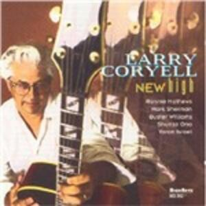 New High - CD Audio di Larry Coryell