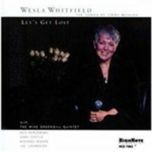 Let's Get Lost - CD Audio di Wesla Whitfield