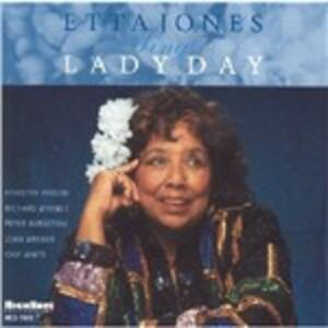 Sings Lady Day - CD Audio di Etta Jones