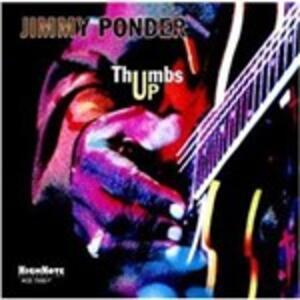 Thumbs Up - CD Audio di Jimmy Ponder