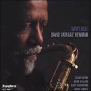 Davey Blue - CD Audio di David Fathead Newman