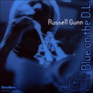 Blue on the D.l. - CD Audio di Russell Gunn