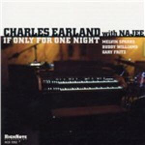 If Only for One Night - CD Audio di Charles Earland