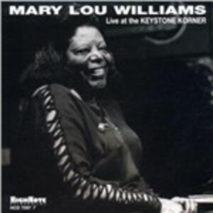 Live at the Keystone Korn - CD Audio di Mary Lou Williams