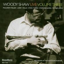 Live vol.3 - CD Audio di Woody Shaw