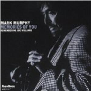 Memories of You - CD Audio di Mark Murphy