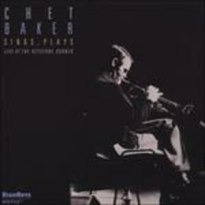 Live at the Keystone Korner - CD Audio di Chet Baker